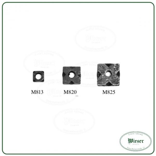 Vierkantmutter M8