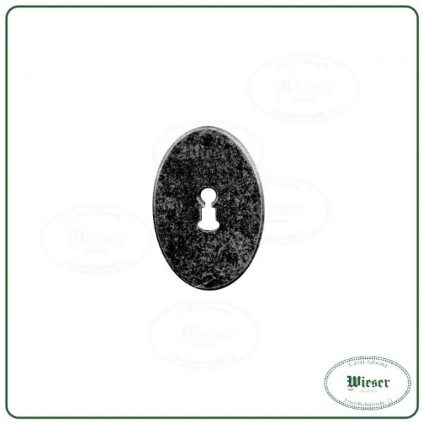 Schlüsselschild BB oval